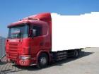 gebrauchter Scania LKW Fahrgestell