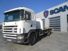 Scania R124 truck