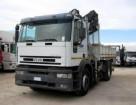 Iveco Eurotech 440e34 truck