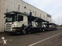 camion bisarca Scania nuovo