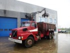 camión Volvo N12 6x4 GROS PONTS 255000 km CAMION BELGE