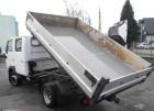 camion Nissan Cabstar 3.0 dokka Wywrotka 3-strony