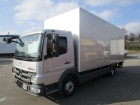 camion Mercedes Atego III 816 L Koffer 6,10 m LBW 2 to. Luft HA