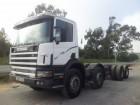 camión Scania 114G340 8x2