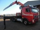 camión Volvo FH12 460 8x4 tripple PK56000