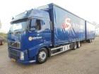 vrachtwagen Volvo FH400 Euro5 6X2 Jumbo Combi 120m3