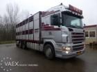 camion Scania R 420 2Deks Veewagen LOW KILOMETE!!
