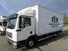 MAN TGL 10.240 L Koffer 6,1 m LBW 1 to. Luft HA AHK truck