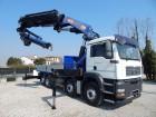 camión MAN TGA 32.440 TM