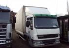 DAF LF 45-220 pełna opcja plandeka truck