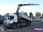 camion Scania R 124.400 6X2 HMF 22 TM