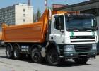 DAF CF 85.410 wywrotka 8x4 EURO5 IDEALNA !! truck