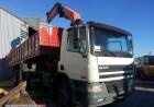DAF CF 380 wywrotka HDS Palfinger Zadbany !! truck
