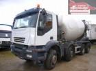 Iveco Iveco Trakker AD 410 T 44 B 8x4 CIFA 9 cbm truck