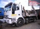 Iveco Iveco 190 E 27 EuroTech Cursor Teleskopabsetzer truck
