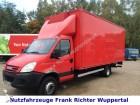 Iveco 65C18 Blumenkoffer, beheizt,Tüv frei Euro5 truck