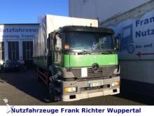 camión Mercedes 1828 Atego, Luftfederung, Edscha, D-Fzg,