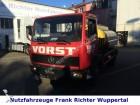 Mercedes 814 Tankwagen, D-Fzg., 1.Hand, truck