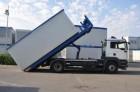 camion MAN TGA 18.320 Kipp-Plattform mit Seilwinde