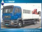 camion MAN TGA 18.320BL + Fassi F130A.23 gefaltet Schalter