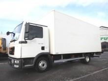 MAN TGL 7.150Koffer/LBW Sörensen/102tkm/Bj.11/1.Hand truck
