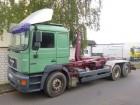 Mercedes 814 - 6- Zylinder truck