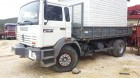 camião tri-basculante Renault usado