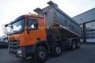 camion Mercedes 4144 K 8x4 Meiller-Mulde