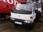 camião bi-basculante Toyota usado