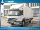 camion Mercedes Atego 1222L Pritsche 7,20m LBW BÄR 1500kg