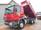camion Mercedes 2646 Meiler-Stahl-6x4-Retarder-Blat