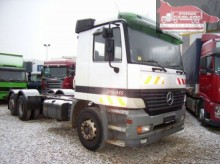 camion Mercedes Actros 2546 L 6x2 Chassis