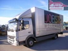 camion Mercedes Atego 2 818 Möbelkoffer