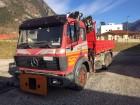 gebrauchter Mercedes LKW Pritsche Standard
