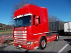 camion Scania R R124 470 cv