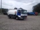camião cisterna pulverulente usado