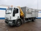 Iveco Eurocargo 160E21 truck