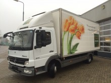 used flower transport refrigerated truck