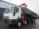 Iveco Eurotrakker 340 E 34 (WITH CRANE) truck