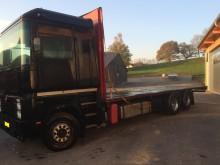 camion plateau porte paille Renault occasion