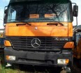 camión volquete nc usado