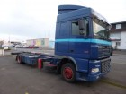 used DAF chassis truck