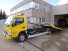 used Mitsubishi tow truck