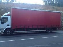 camião caixa aberta Renault usado