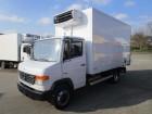 gebrauchter Mercedes LKW Kühlkoffer