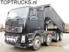 camión Volvo FH13.520 8X4 MANUAL SPRING / BIG AXLE