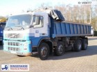 camión Volvo FM12-340 8x4 tipper 16 m3