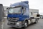 gebrauchter Mercedes LKW Fahrgestell