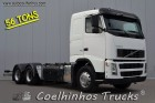 used Volvo chassis truck