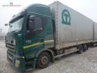 used Iveco tarp truck